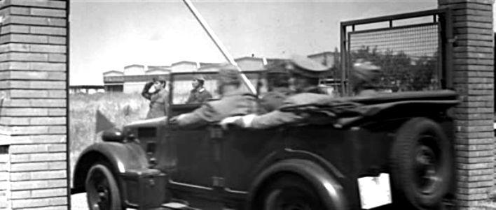 """Fiat 508CM 1939 Киноэпопея """"Освобождение"""""""