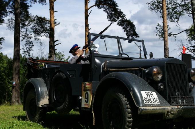 Моторы войны 2013: железные ветераны снова на тропе войны