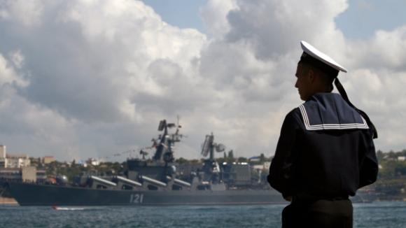 ВМФ России в Севастополе