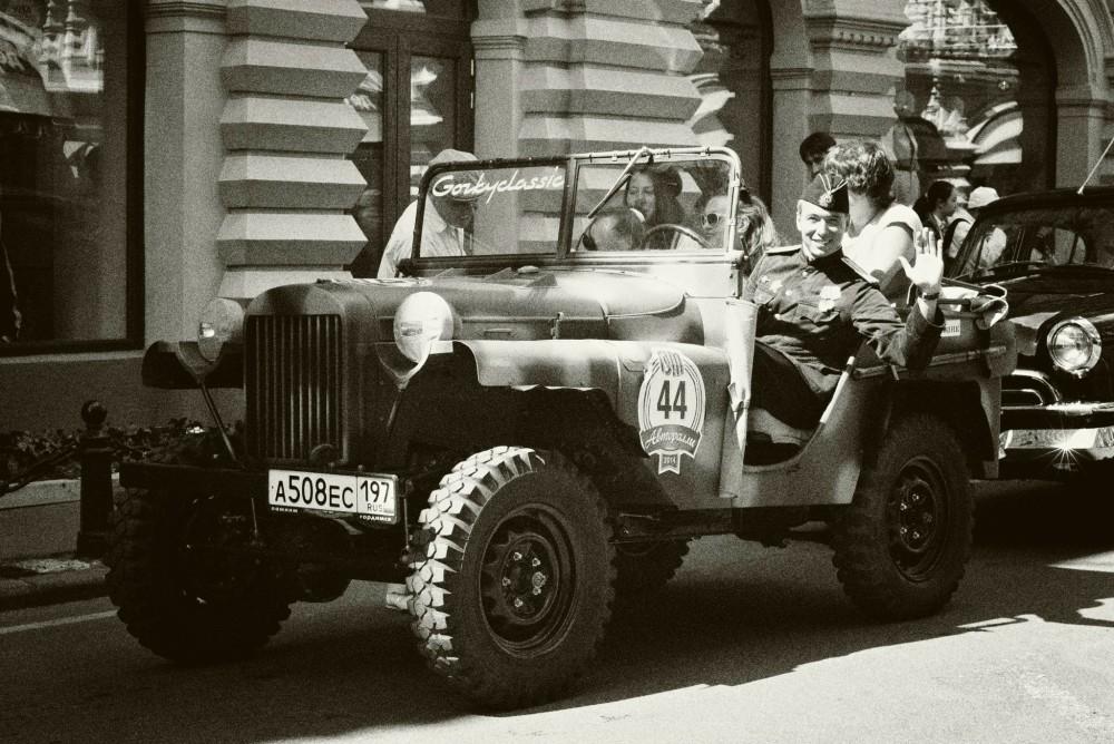 Gorkyclassic ГАЗ-64