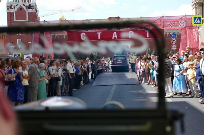 Самый редкий автомобиль ГУМ Авторалли Gorkyclassic-2014