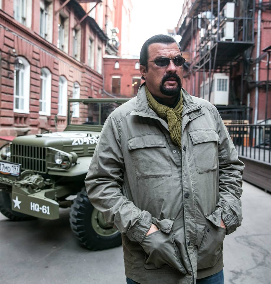 Dodge WC57 Steven Seagal