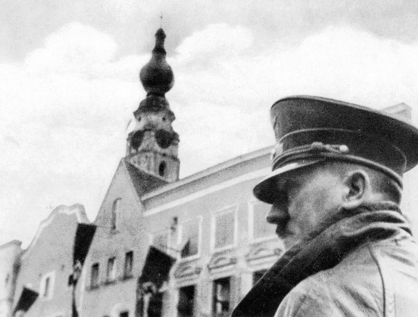 Hitler Braunau