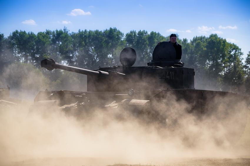 Война без декораций на Поле Боя 2015