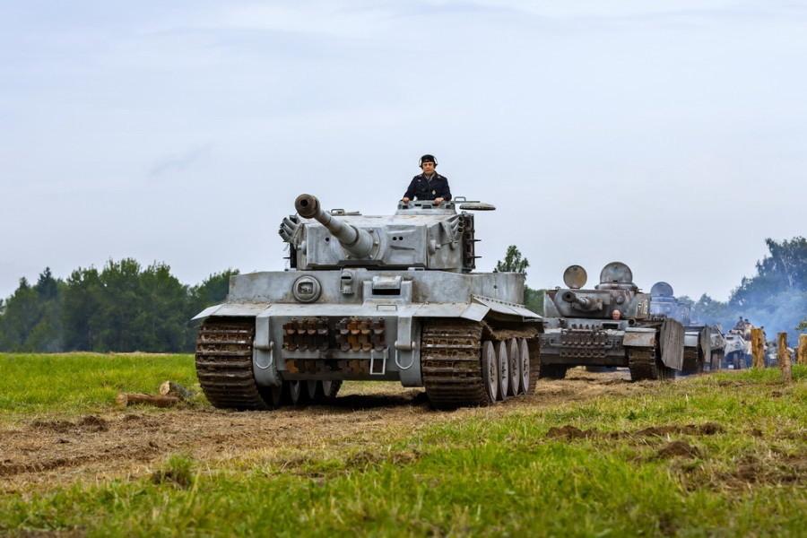 Военный Фестиваль «Поле Боя» покажет цену Великой Победы вживую