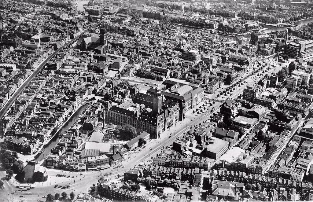 Rotterdam before 1940
