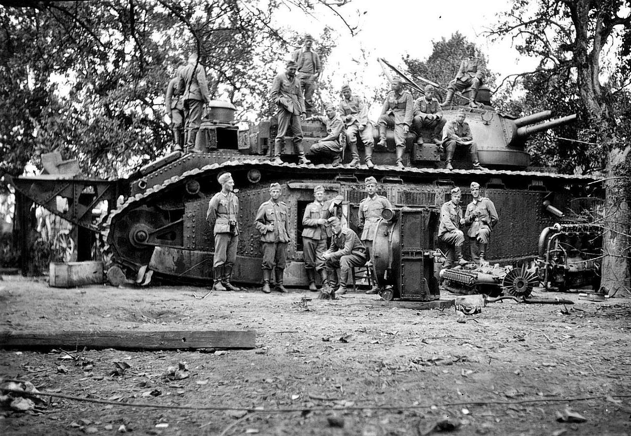 Touraine Char2C Tank