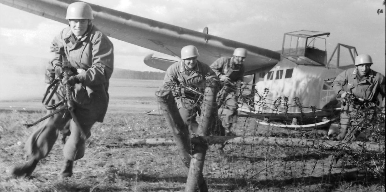 German Paratroopers 1940