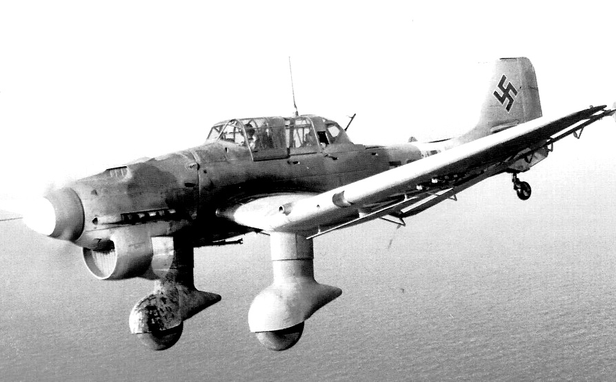 ju-87-stuka fall of france 1940