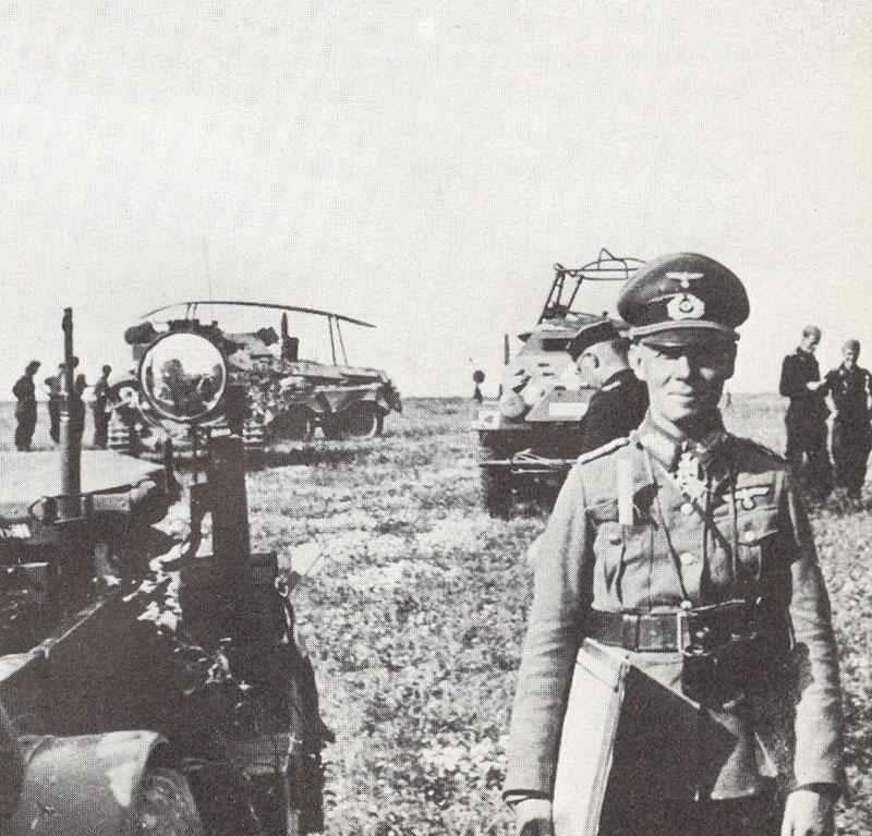 Rommel Horch 901 France 1940